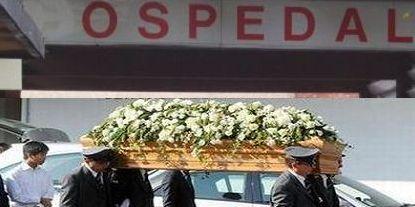 funerale ospedale - I