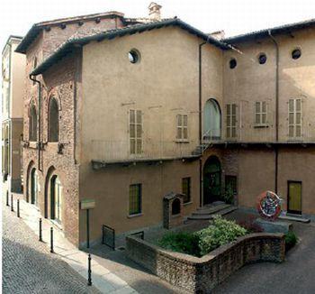 la sede della Fondazione Cassa di Risparmio di Tortona