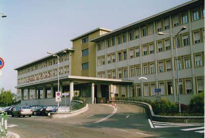 L'ospedale di Ovada