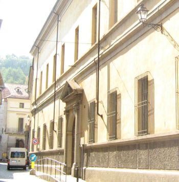 La biblioteca di Tortona