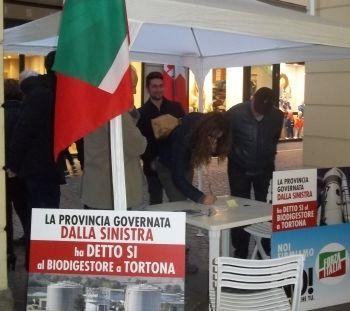 firme forza Italia - I