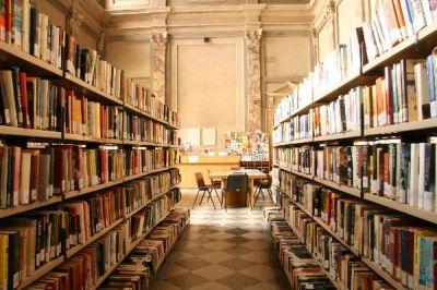 biblioteca casale - I