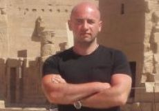 Il presidente di ArteCultura Massimo Garbarino