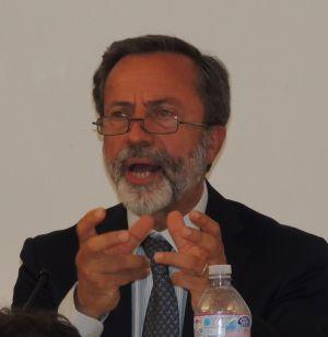Il sindaco Rocchino Muliere