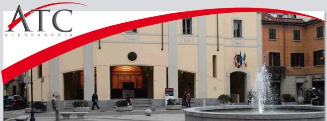La sede dell'Atc di Alessandria