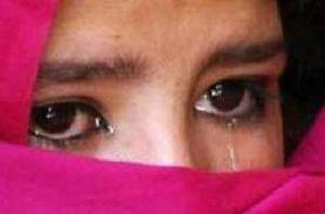 marocchina piange - I
