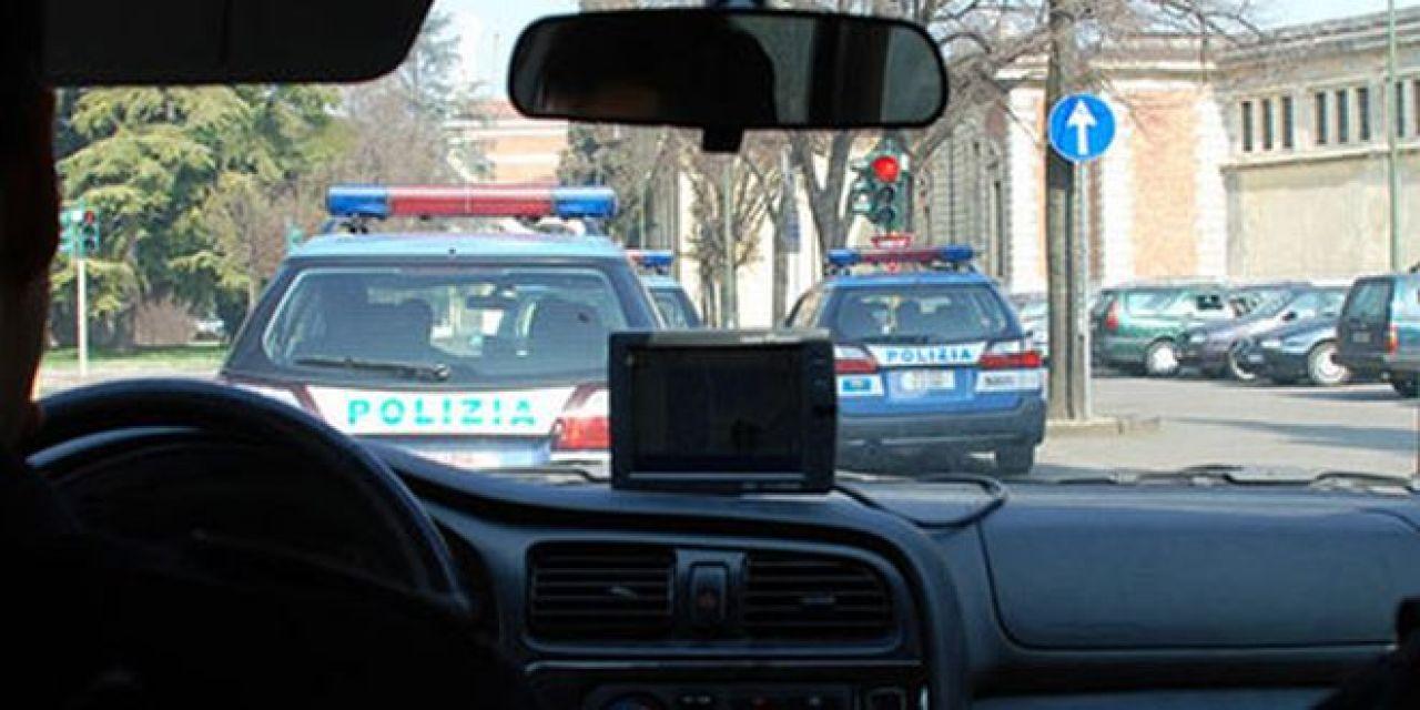 Controlli straordinari della Polizia a Tortona e Casale, con un sequestro