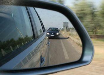truffa dello specchietto auto inseguimento  - Q