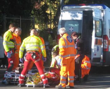 Quattro incidenti stradali in provincia nella giornata di giovedì, due a Tortona