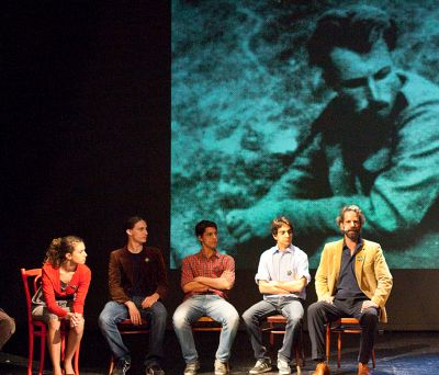 Al teatro Giacometti di Novi uno spettacolo sulla resistenza