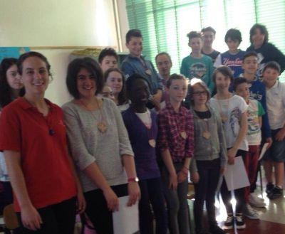 Full immersion dei bambini di Pontecurone con la lingua inglese