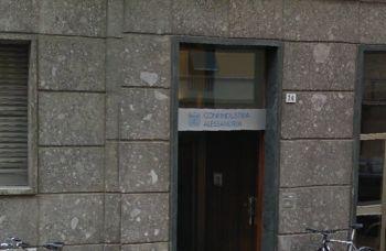 la sede di Confindustria ad Alessandria