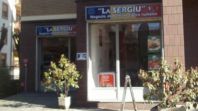 negozio rumeno - L