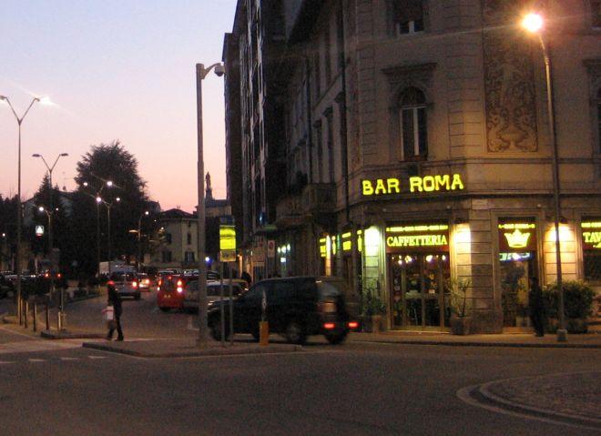 bar roma G