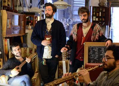 Alla Ristorazione Sociale di Alesandria sabato c'è il Burrasca Acustico Tour