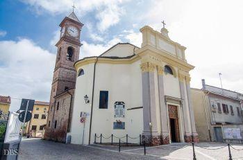 Festeggiamenti agli Orti di Alessandria per il Centenario della fondazione di San Vincenzo de Paoli