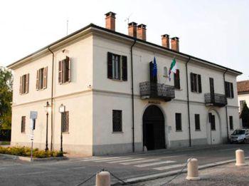 Il municipio di Molino