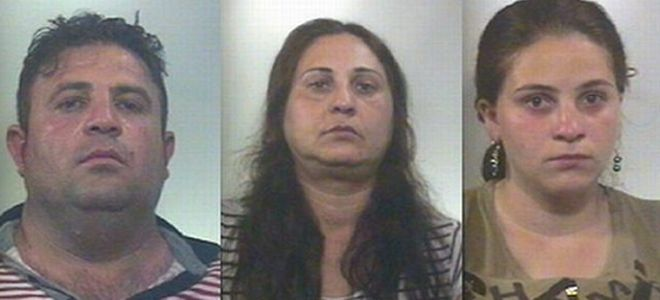 Padre, madre e figlia raggirano un'anziana di Valenza, inseguiti e arrestati dai Carabinieri, rilasciati dal giudice