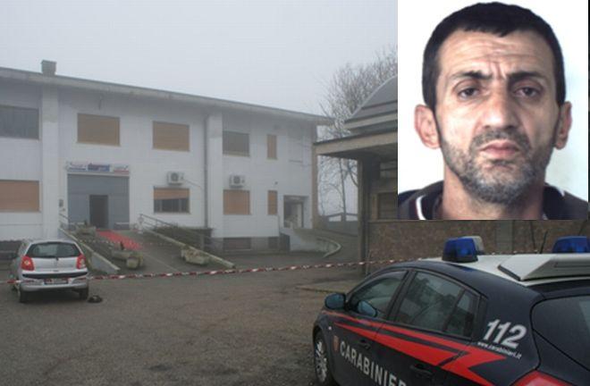 """Tortona, preso dai carabinieri uno degli autori della rapina alla palestra """"American Club"""" in via Baxiglio"""