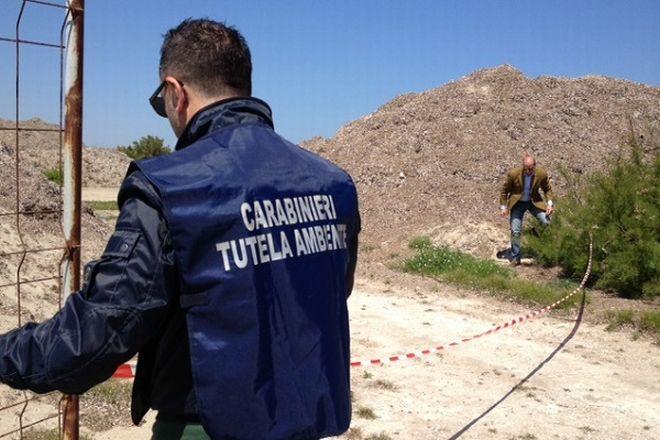 Indagine Rifiuti 2: Tortona era il centro di smaltimento abusivo di rifiuti chimici provenienti da tutta Italia