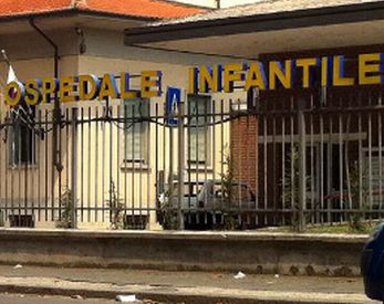 Novi Ligure, bambina di tre anni investita da un'auto e ricoverata all'ospedale infantile di Alessandria