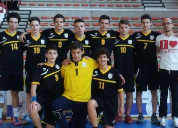 """La """"Leoni Pallamano Tortona"""" under 16 alle nazionali!"""