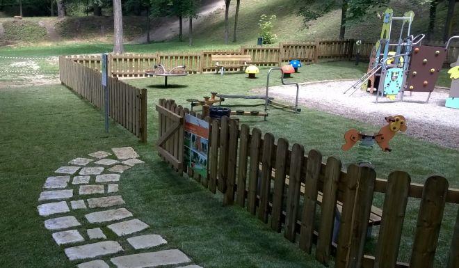 Sabato apre al pubblico il nuovo parco giochi che la Fondazione ha donato a Tortona