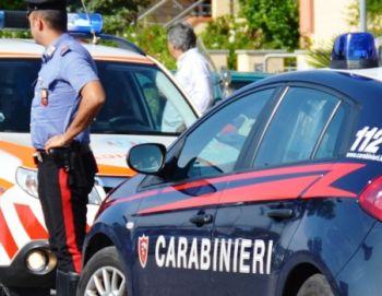 Boscomarengo, si appropriano di un escavatore, denunciati due italiani