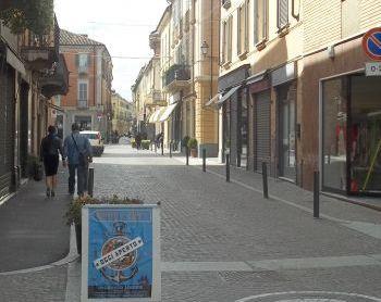 Si apre l'isola pedonale a Tortona, ecco cosa cambia in via Giulia (c'è lo stop), in via Mirabello (nuovi parcheggi) e altre zone