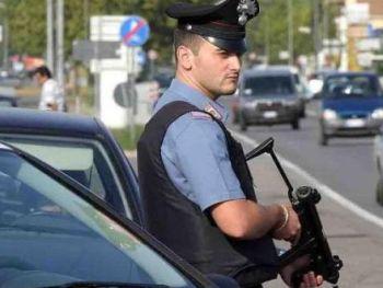 Un italiana e un marocchino residenti in Alessandria, arrestati per rapina