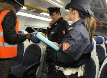 Sul treno con chiavi e grimaldelli, fermato dalla Polfer di Novi Ligure