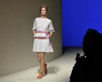 A San Sebastiano un laboratorio gratuito di textile con la stilista Josiane Dulac grazie ad Artinfiera