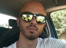 Emorragia cerebrale per Alex Aleo, il trentenne che guidava l'auto dei due ragazzi morti a Castellaro