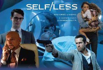 """Cinema """"Self/Less"""" al Megaplex Stardust affronta il problema della morte e la nostra voglia d'immortalità"""