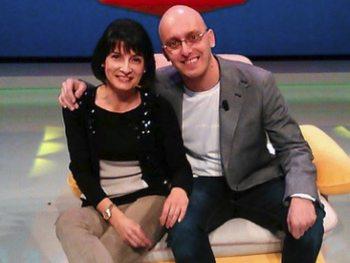 Il novese Marco Cermelli e la castelnovese Alessandra Dellacà domenica in Tv da Licia Colò