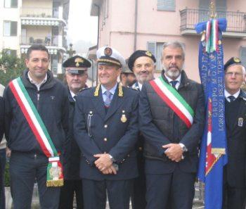 Festa degli alpini a Tortona con la presenza anche dei marinai e bersaglieri