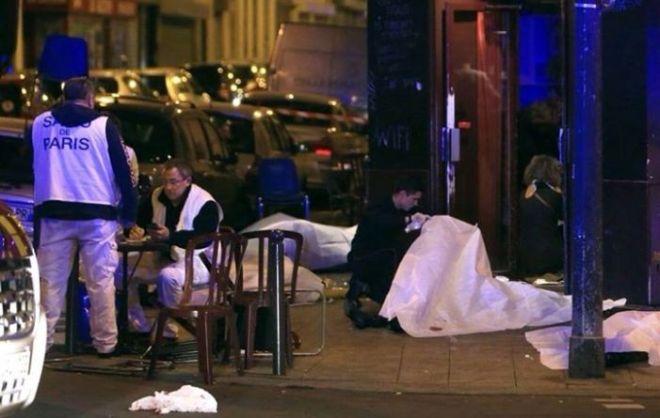 Gli attentati di Parigi, quello che un poliziotto non vorrebbe mai vedere