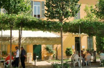 Il centro anziani di Tortona