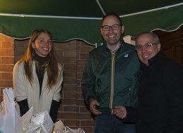A Castelnuovo con le mele della salute raccolti 2.465 euro per la Senologia