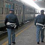 Controlli della Polizia di Stato nelle  principali stazioni liguri e a bordo di treni merci