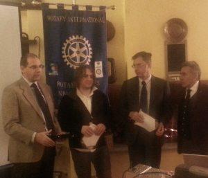Il Rotary Club di Novi Ligure e la Graziano di Tortona per i giovani