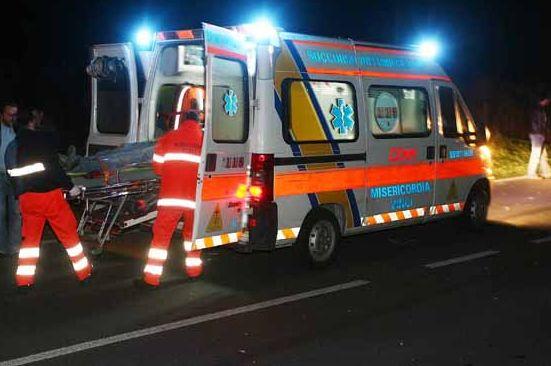 Incidente stradale ad Acqui terme, grave un quarantenne