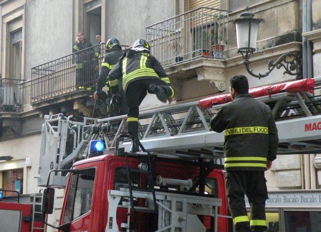 Villaromagnano, pensionato di 68 anni trovato deceduto in casa dai pompieri