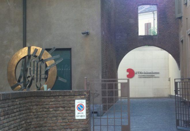 Invasioni digitali alla Pinacoteca della Fondazione Cassa di Risparmio di Tortona