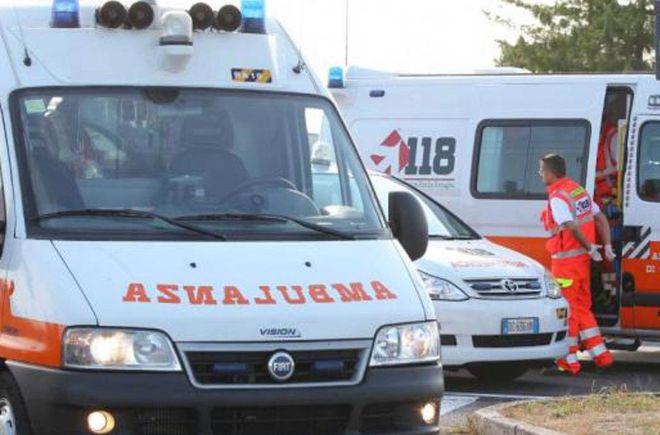Un ragazzo cade sulla Pista ciclabile a Sanremo e si rompe una gamba