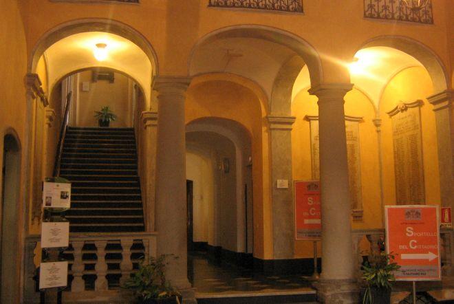 la cronaca dell'ultimo consiglio comunale di Novi Ligure