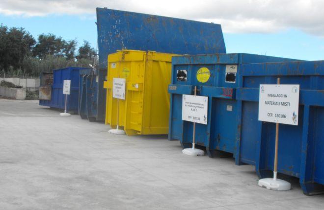 Ad Arquata Scrivia ha aperto un centro raccolta rifiuti di imballaggi e tanto altro