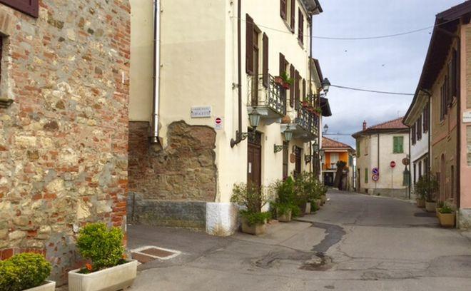 Alla frazione Vho di Tortona sono contenti per come Gestione Ambiente pulisce le strade