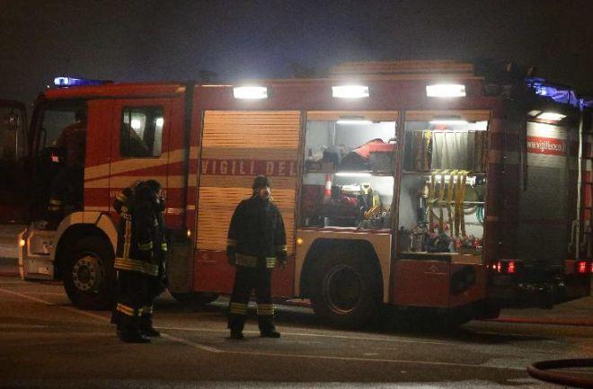 Acqui Terme, evacuate nella notte dalla casa in fiamme