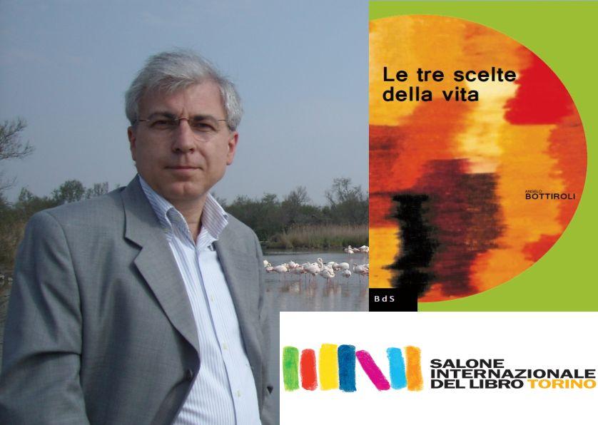 Un tortonese al Salone del libro di Torino presenta la sua prima opera